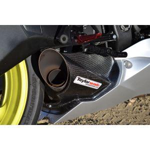 Taylormade Racing Yamaha YZF-R6 17- 側腹式全段排氣管